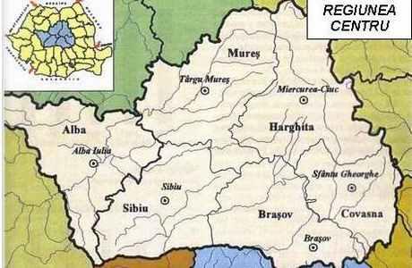 regiunea centru
