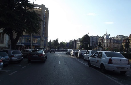 Strada zona Modarom