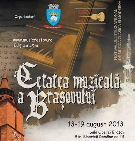 cetatea muzicala 2013