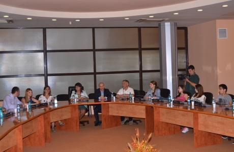 vizita elevi din Tiraspol iul 09