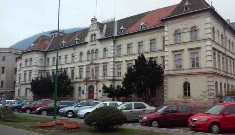 Universitatea Transilvania-corpul T