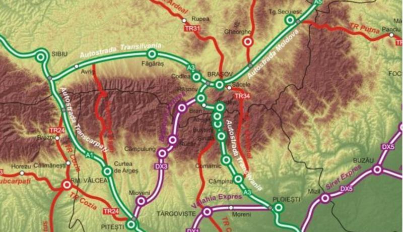 retele autostrazi bv