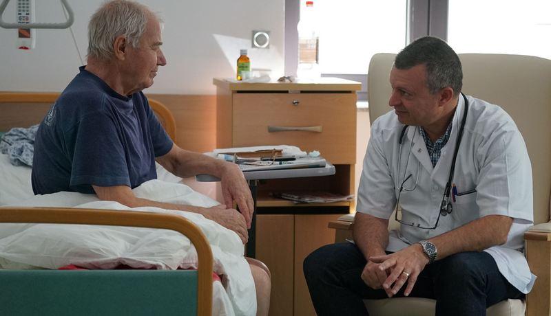 ingrijire paliativa HOSPICE Casa Sperantei 1