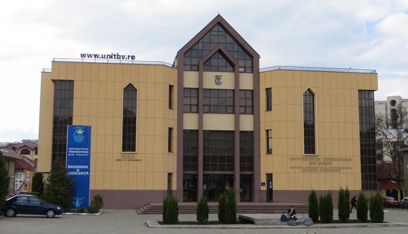 universitatea transilvania-aula