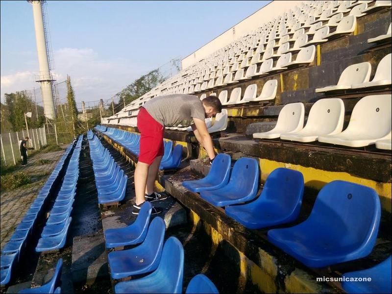 suporteri stadion curatenie9
