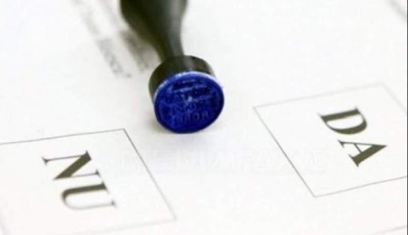 referendum da sau nu