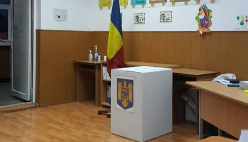 sectie vot