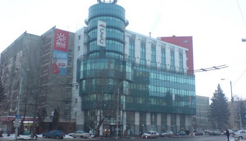 CEC bank Brasov