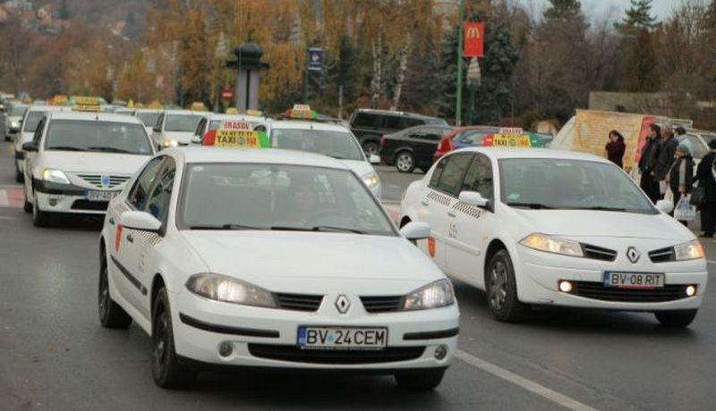 taxi brasov