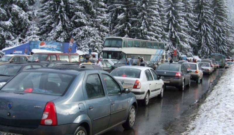 dn1-trafic de iarna