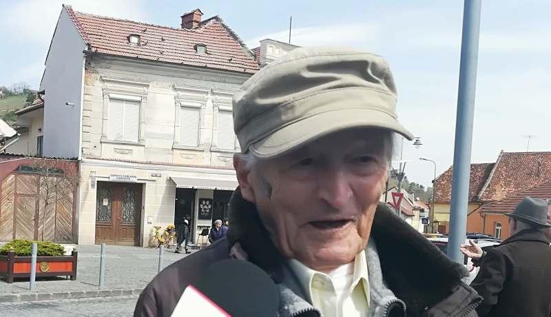 veteran 100 ani