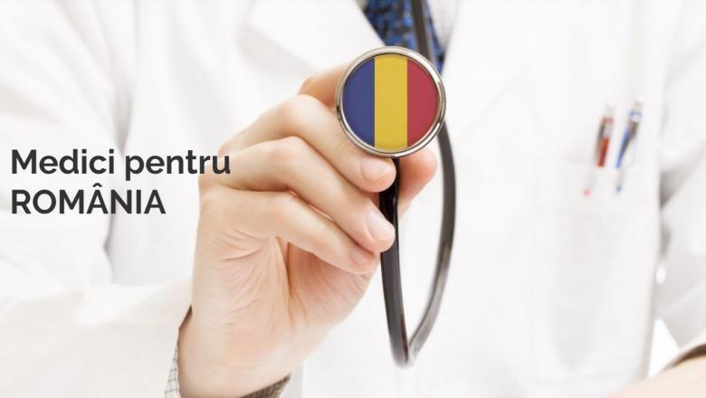 medici pentru romania