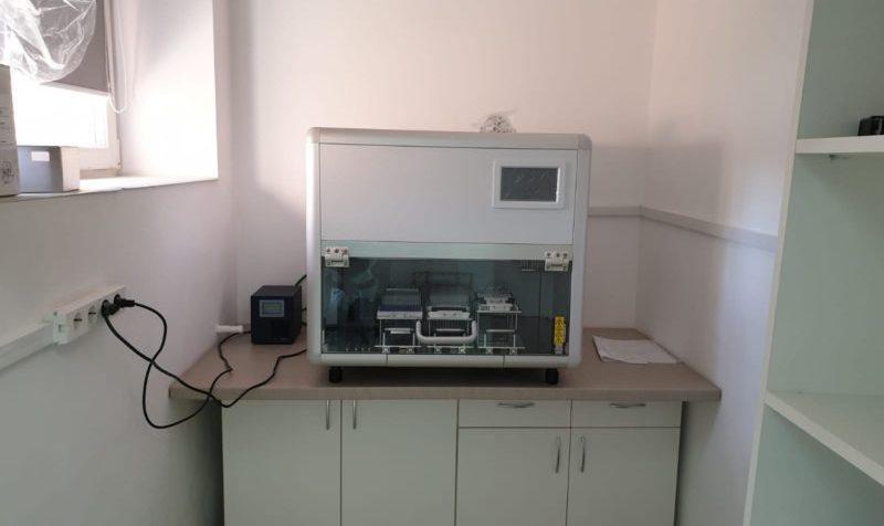 echipament PCR