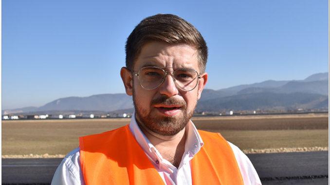 Horia Stancu, directorul Direcției Regionale de Drumuri și Poduri ...