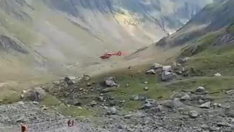 alpinist cazut fagaras