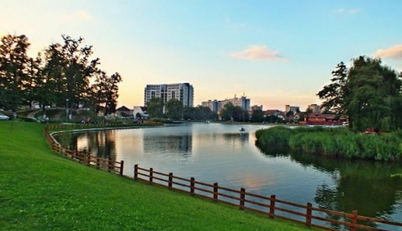 lacul noua