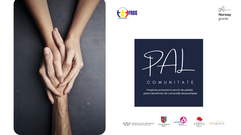 PALcomunitate – lansare proiect